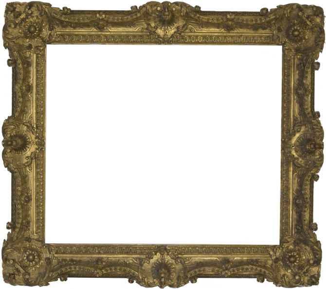 Antique Picture Frames Part - 23: FRENCH 18TH CENTURY ANTIQUE FRAME | European Antique Frames