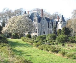 Chateau de Perennou - Finistere, Bretagne