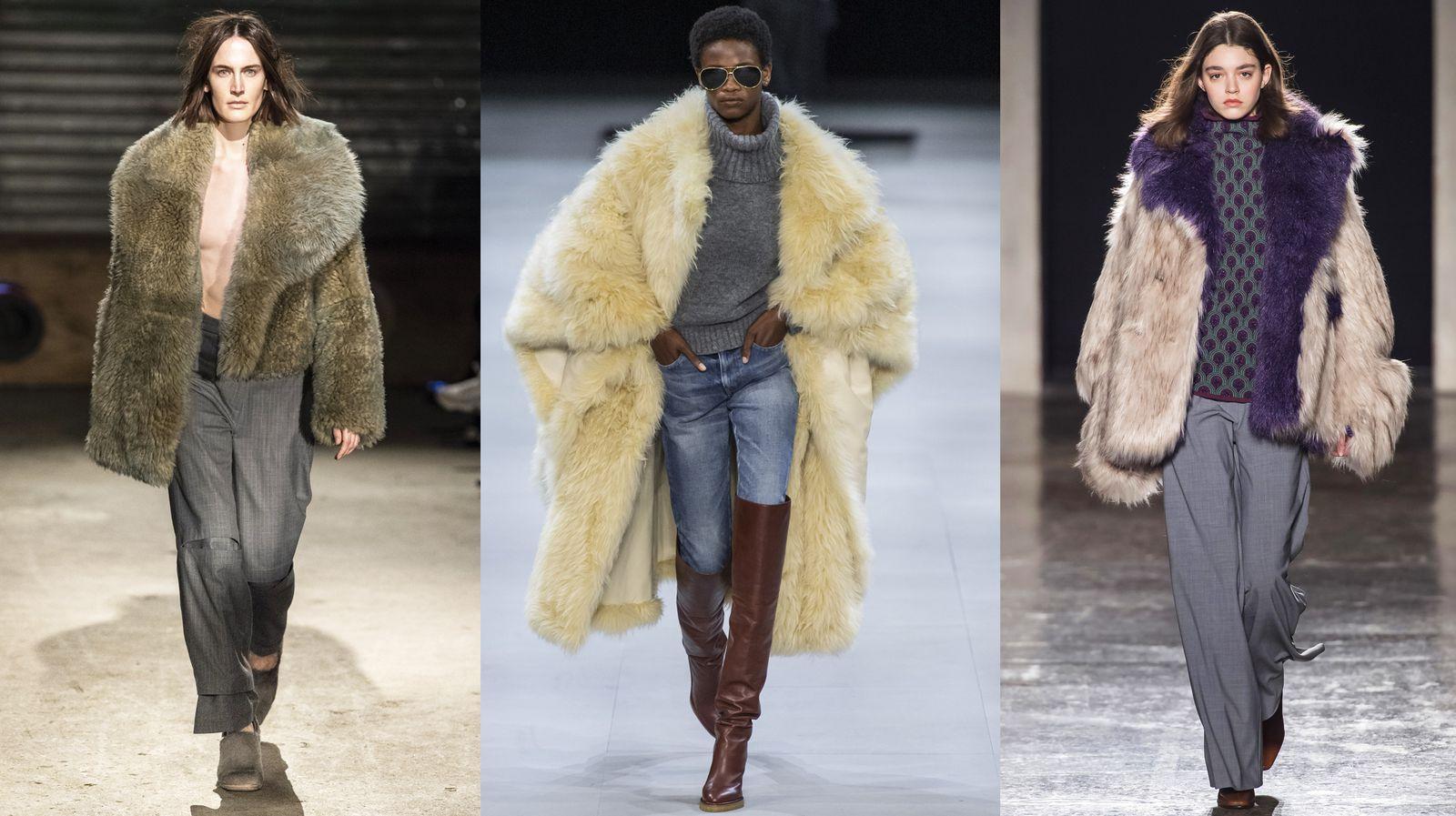 Il prossimo autunno inverno 2019 20 un solo cappotto non ti