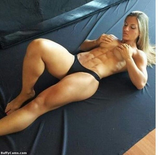 Really skinny naked women-9474