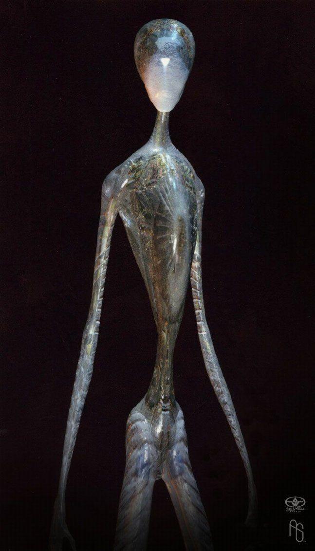 Alien Wwwzivilisationende  Auerirdisches, Fremde Kreaturen-8989