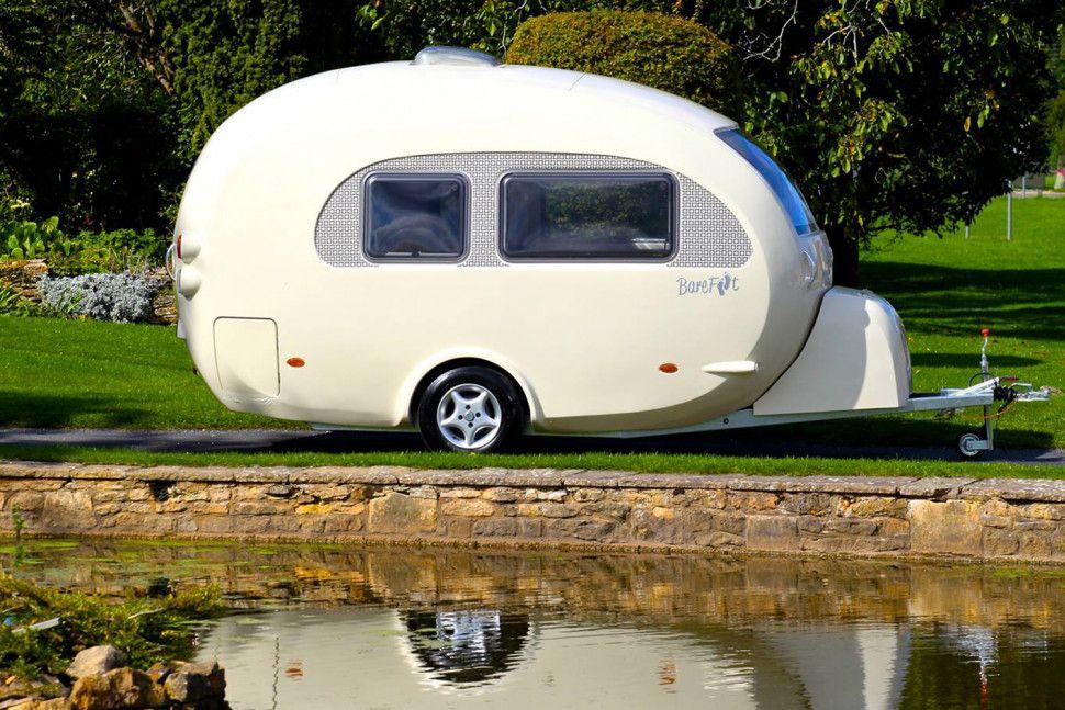 la parfaite mini roulotte au look r tro qu 39 on veut tous avoir et partir l 39 aventure camping. Black Bedroom Furniture Sets. Home Design Ideas