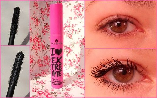 Essence maskara *I ♥ Extreme crazy volume mascara*
