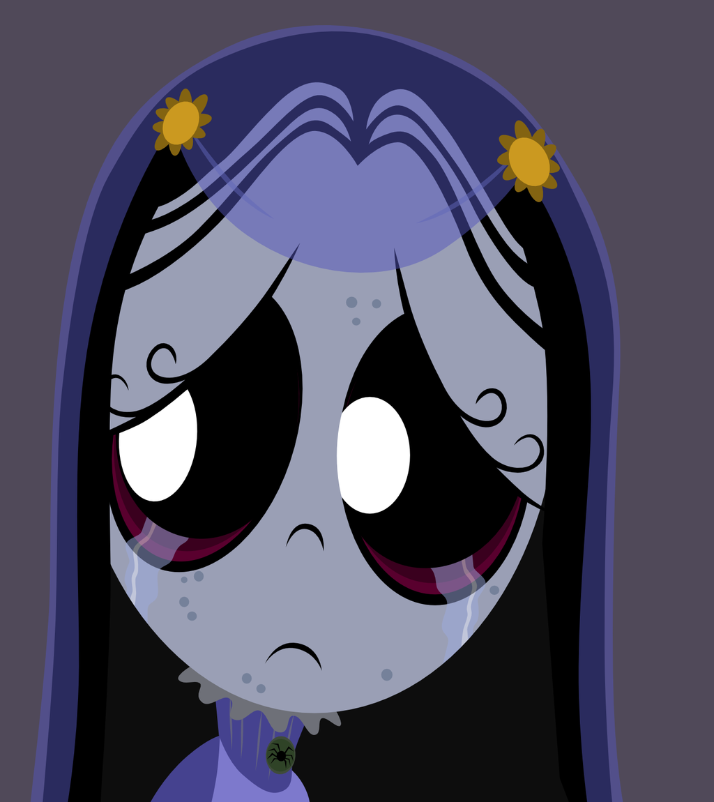 misery ruby gloom vector by jach marsdonpony d6ru15y png 1024