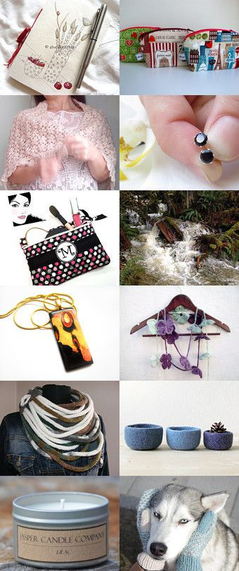 Weekend Choices by Moira Lawrance on Etsy--Pinned with TreasuryPin.com