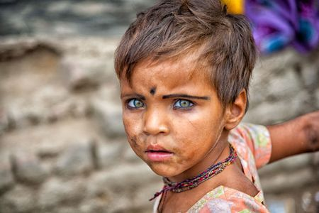 Eyes of innocence Photo by Fortunato Matteo -- National Geographic Your Shot
