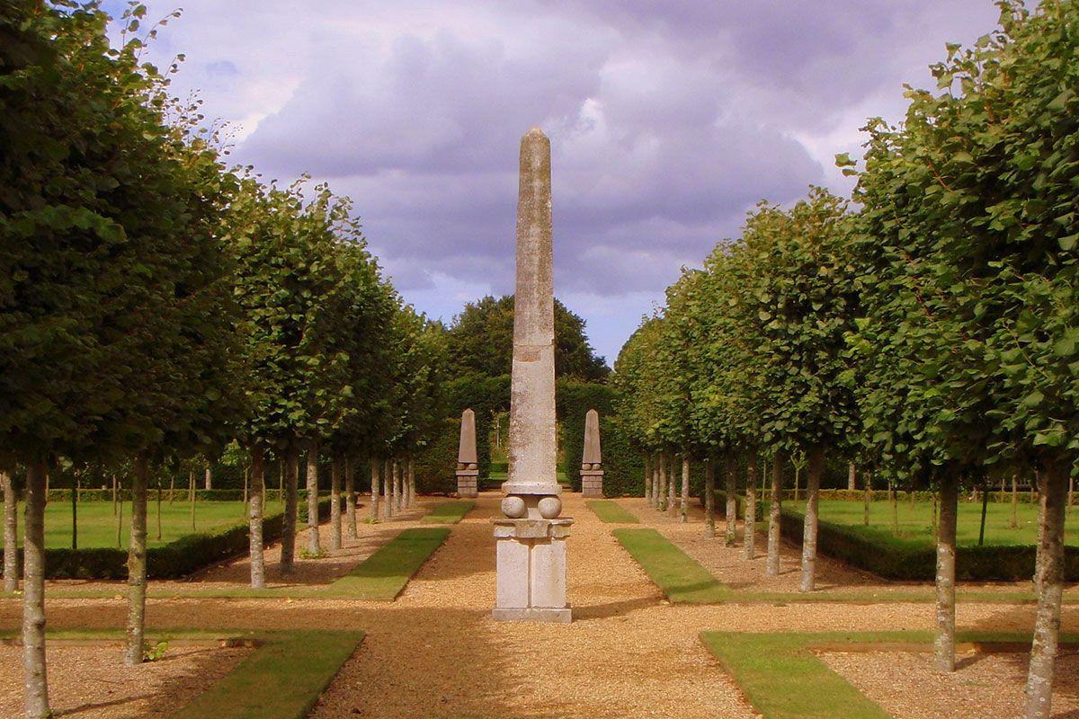 The Walled Garden – Houghton Hall | HOMES, Palaces, Pool\'s ...