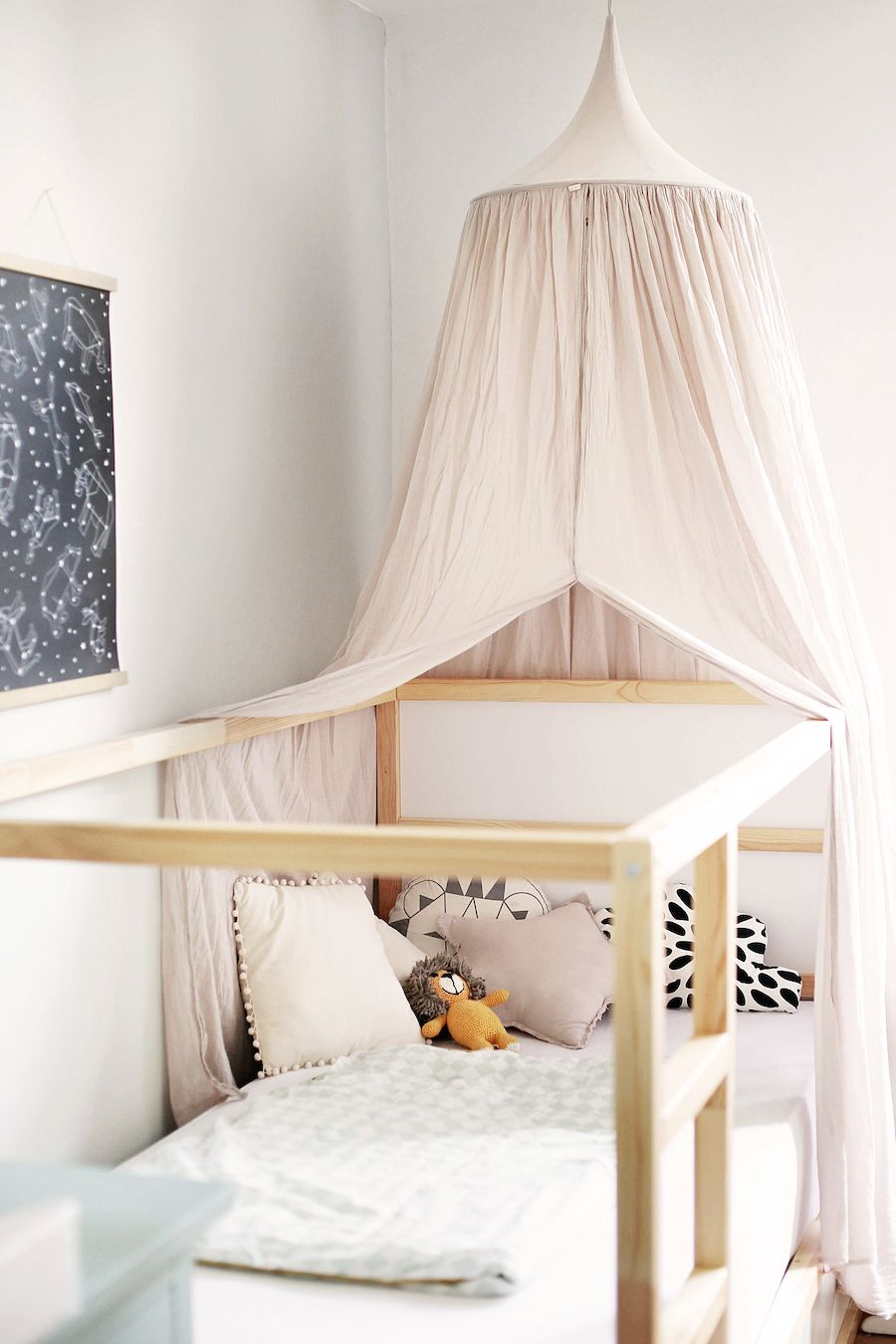 "primer & lacquer:interior // luca's new ""i am a big girl now"" room"