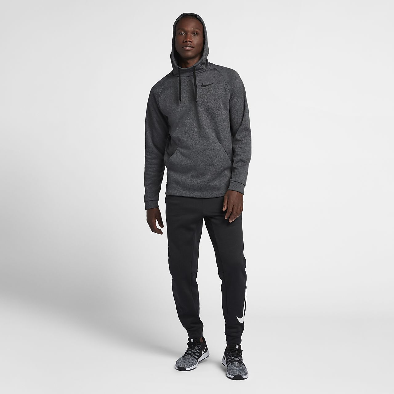 Nike Therma Men S Pullover Training Hoodie Pullover Men Mens Outfits Hoodies [ 1280 x 1280 Pixel ]