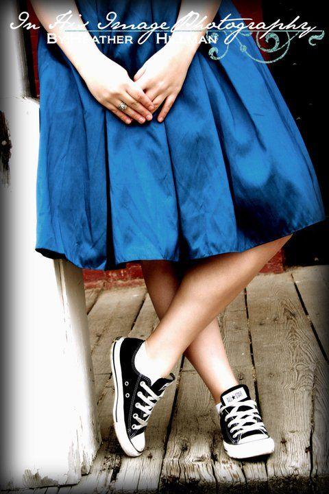 Converse Prom Dress