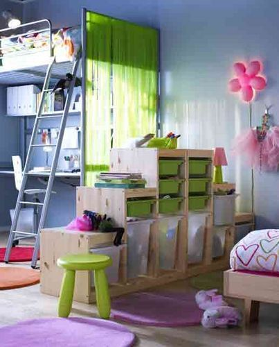 room ikea trofast - Ikea Shared Kids Room