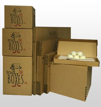 1 Bedroom Apartment Moving Kit Bring Me Boxes Free Same Day Delivery Moving Supplies Moving Kit Buy Moving Boxes