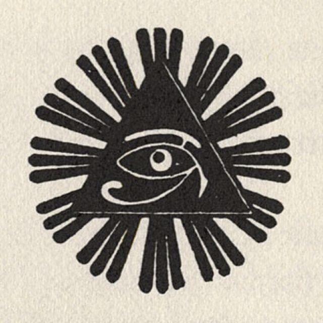 eye of horus eye of ra pineal gland symbol
