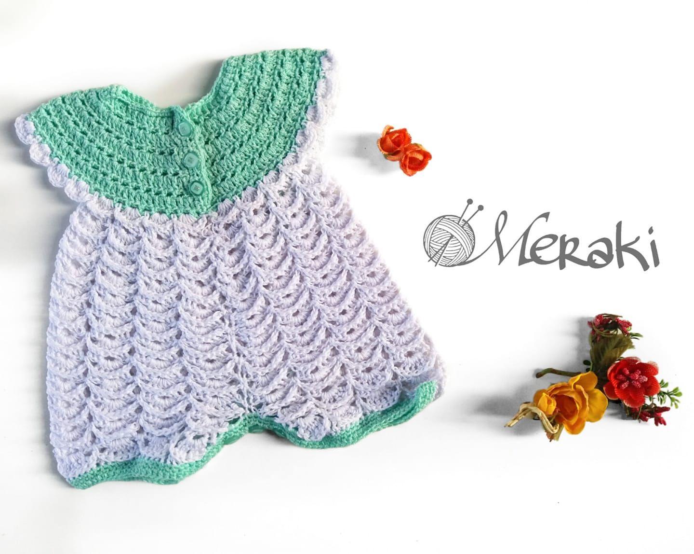 Tejiendoarmonia para las pequeñas de la casa. Hermoso #crochet ...