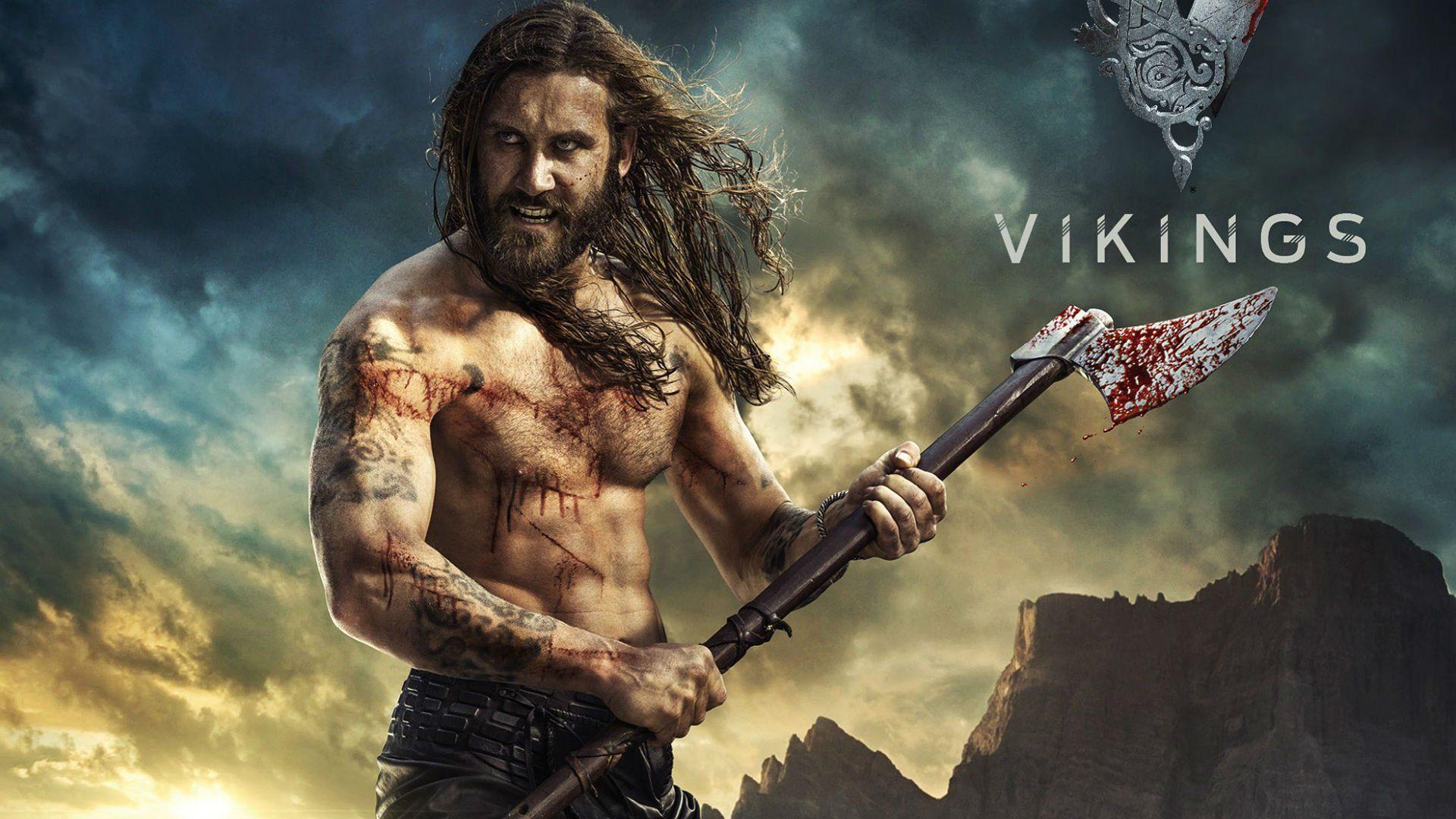 Viking Warrior Wallpaper With Images Vikings Tv Series Viking