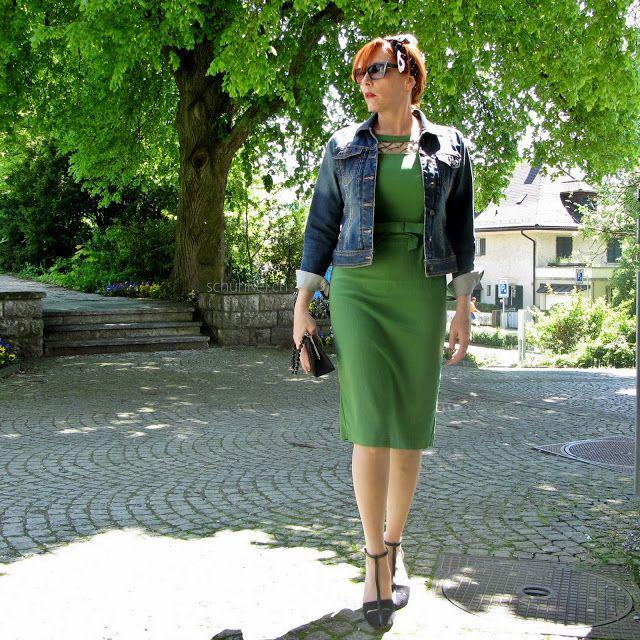 Green dress - bettiepageclothing
