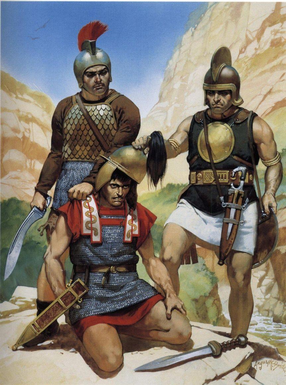 Barbarians Art