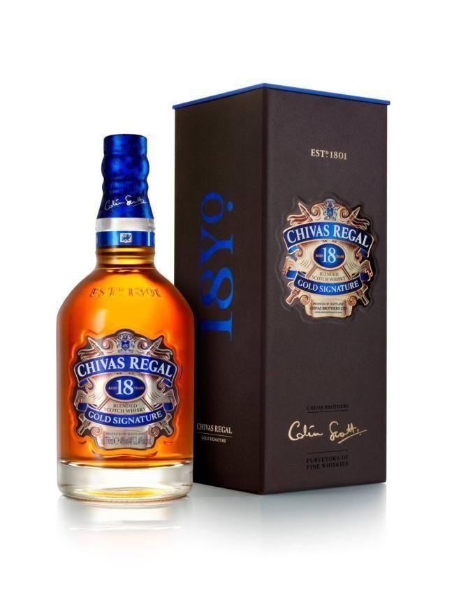 Pin On Chivas Regal Scotch Whisky