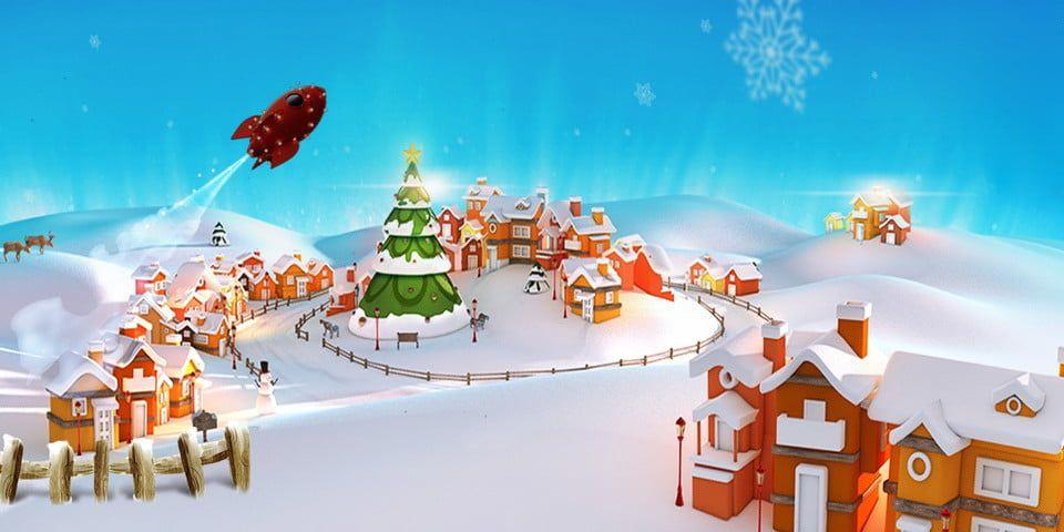 عيد الميلاد ثلج مواد أساسية Christmas Snow Background Merry Christmas Background Christmas Snow