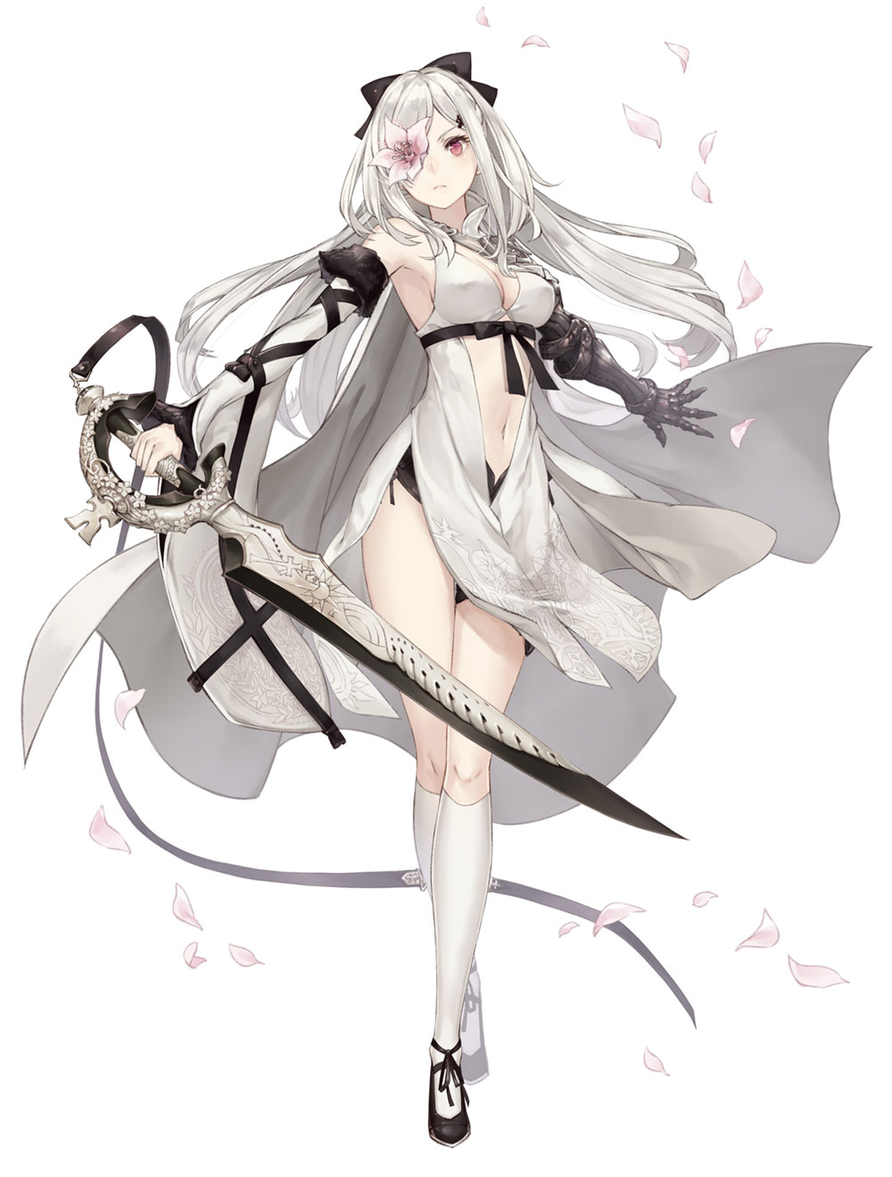 Zero, Breaker Job Art SINoALICE Art Gallery in 2020