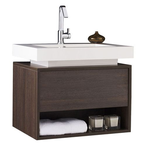 Found it at wayfair co uk recess 70cm single vanity set