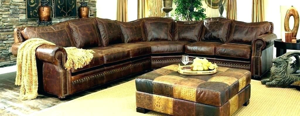 100 Leather Sectional Sofa Leather Furniture Leather Sectional