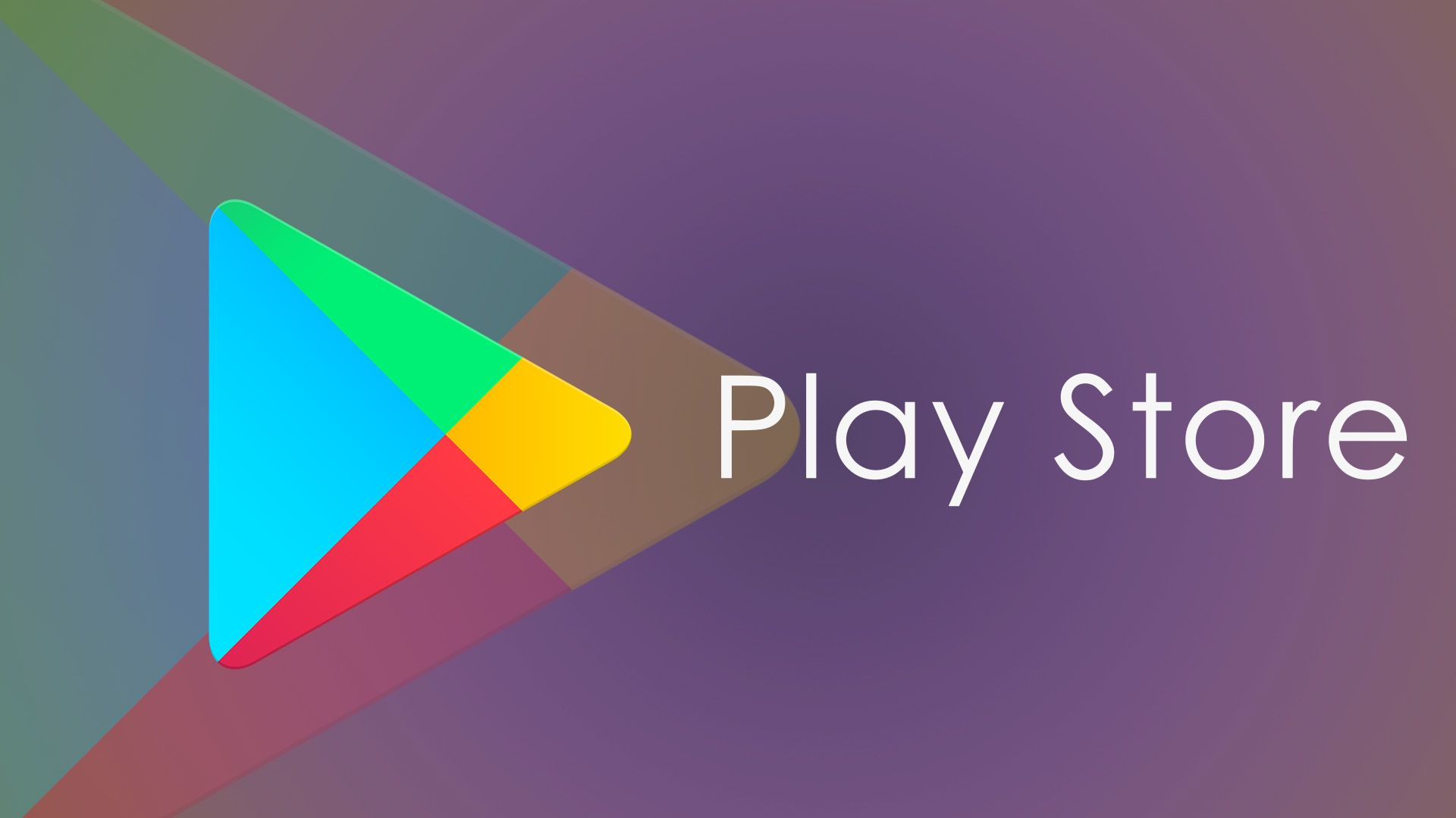 Google Play Store redesign underworks, colorless elements