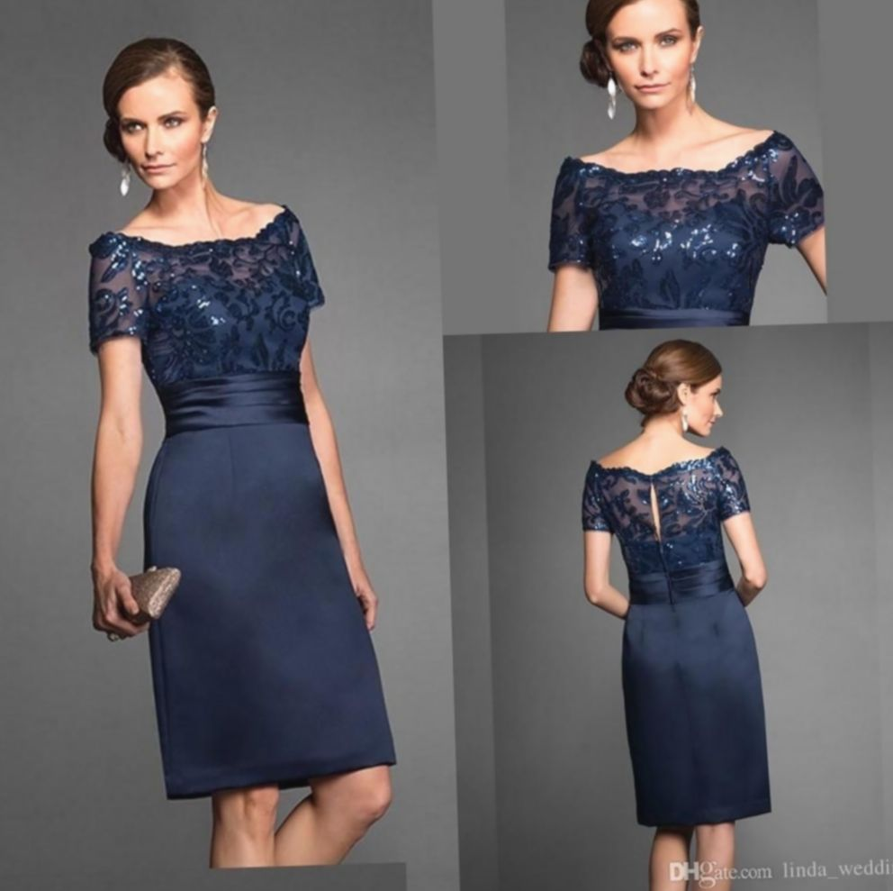 Dress Casual Knee Length Mother Of The Bride Hair Hairstyle Outfits Bride Clothes Mother Of Bride Outfits Mothers Dresses