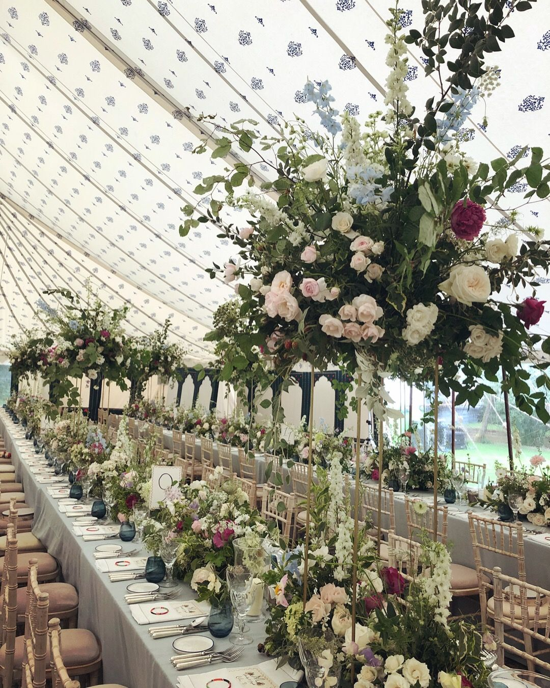 Summer Wedding Cornwell Manor Willow Crossley flowers