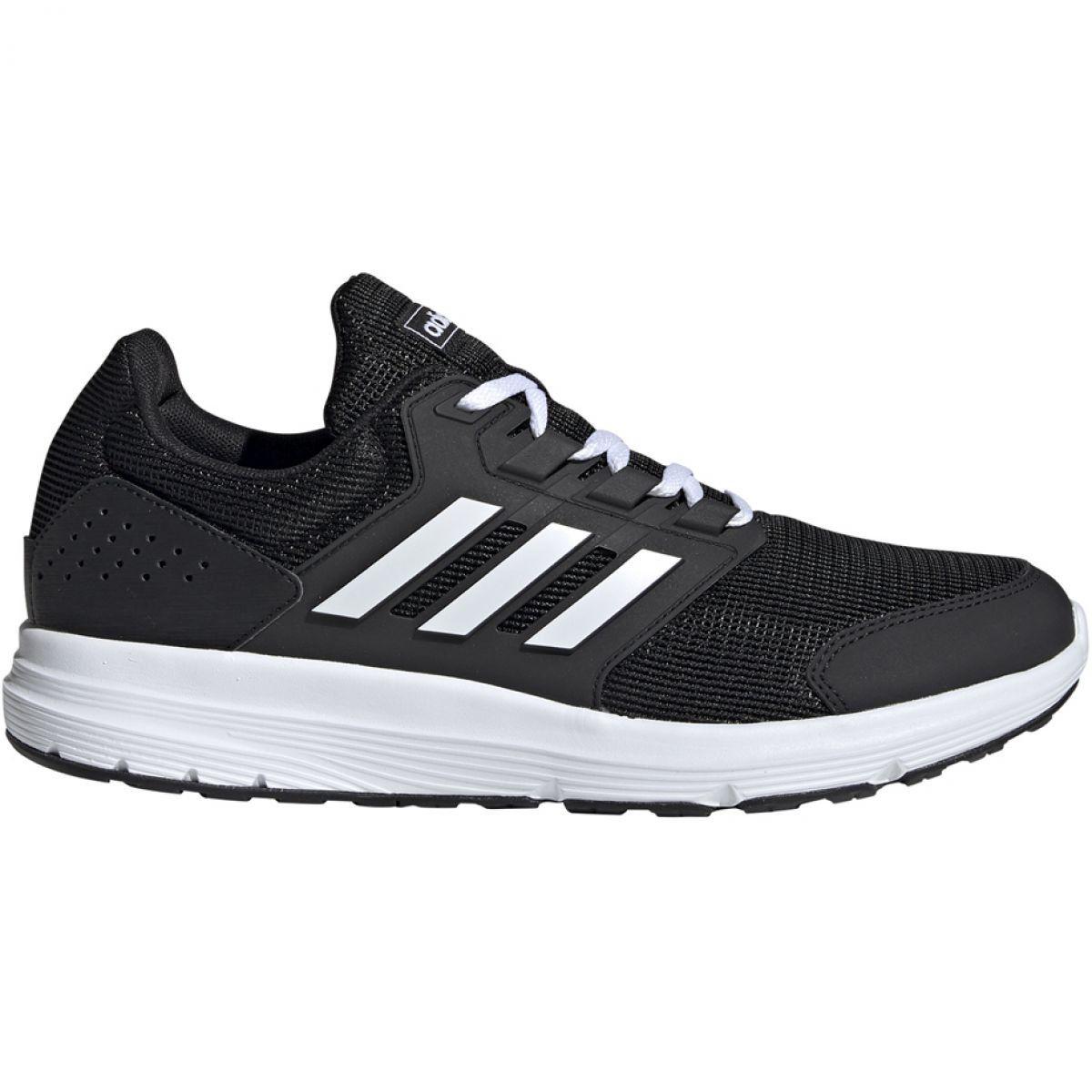 Buty Meskie Do Biegania Adidas Galaxy 4 M Ee8024 Czarne Running Shoes For Men Adidas Running Shoes Adidas Shoes