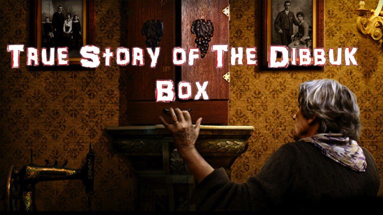 True Story Of The Dibbuk Box True Stories Spirit Photography Story