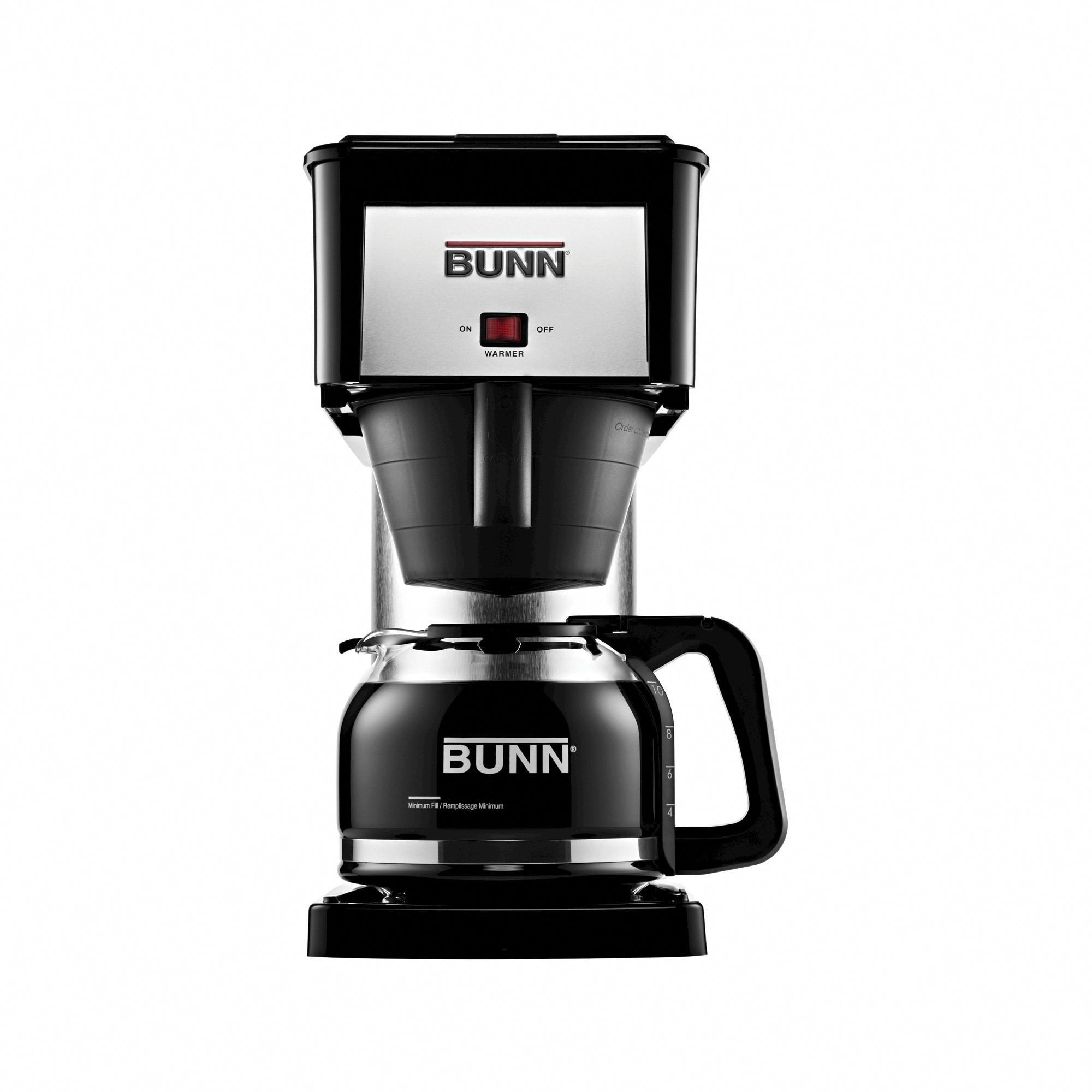 Bunn bx velocity brew cup coffee brewer black coffeeonline
