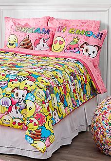 Girls Room Furniture With Emojis