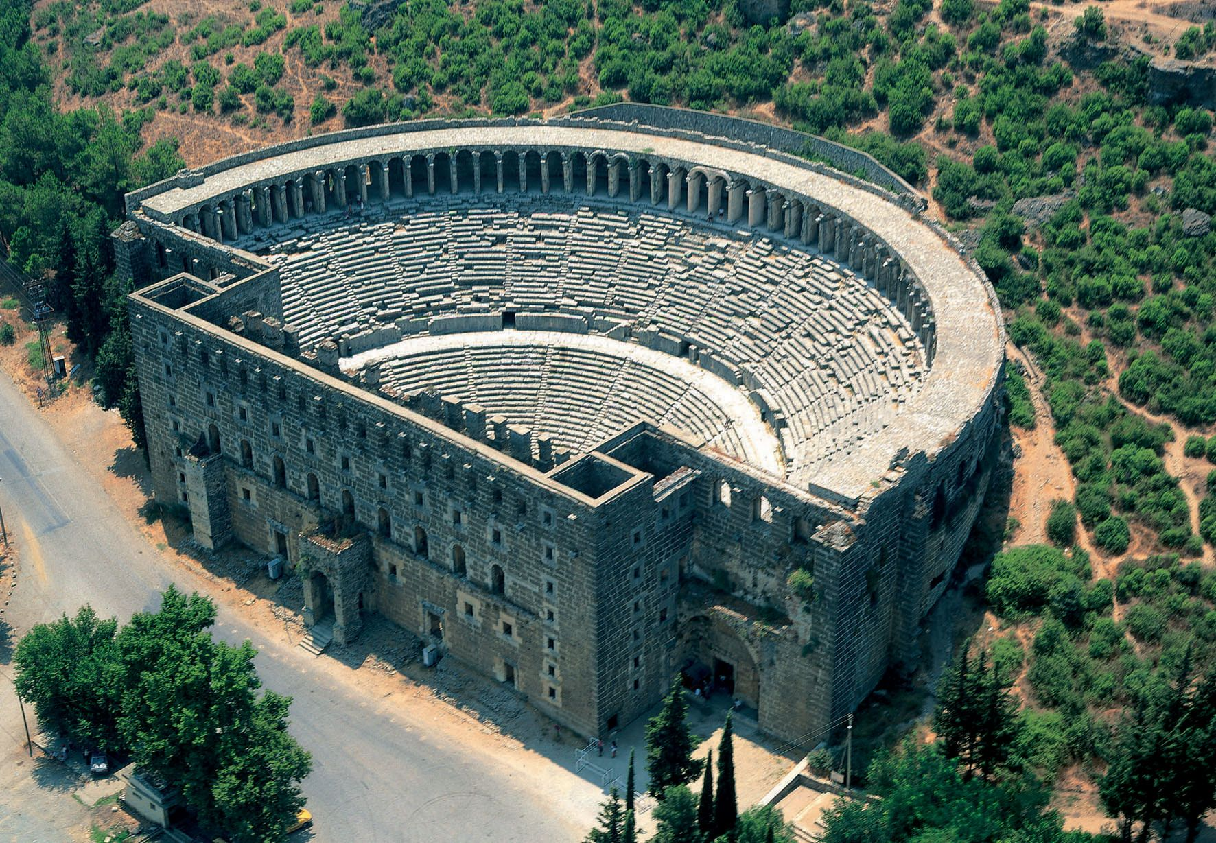 Top 10 Most Ancient Ruins in Turkey | Turkey travel, Ancient ruins ...