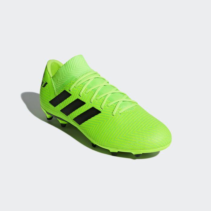 7ace39cd1da Nemeziz Messi 18.3 Firm Ground Cleats Green 11.5 Mens