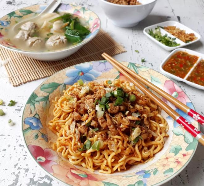 Resep Mie Ayam Yamin Spesial Super Lezat Resep Sederhana Resep Resep Masakan