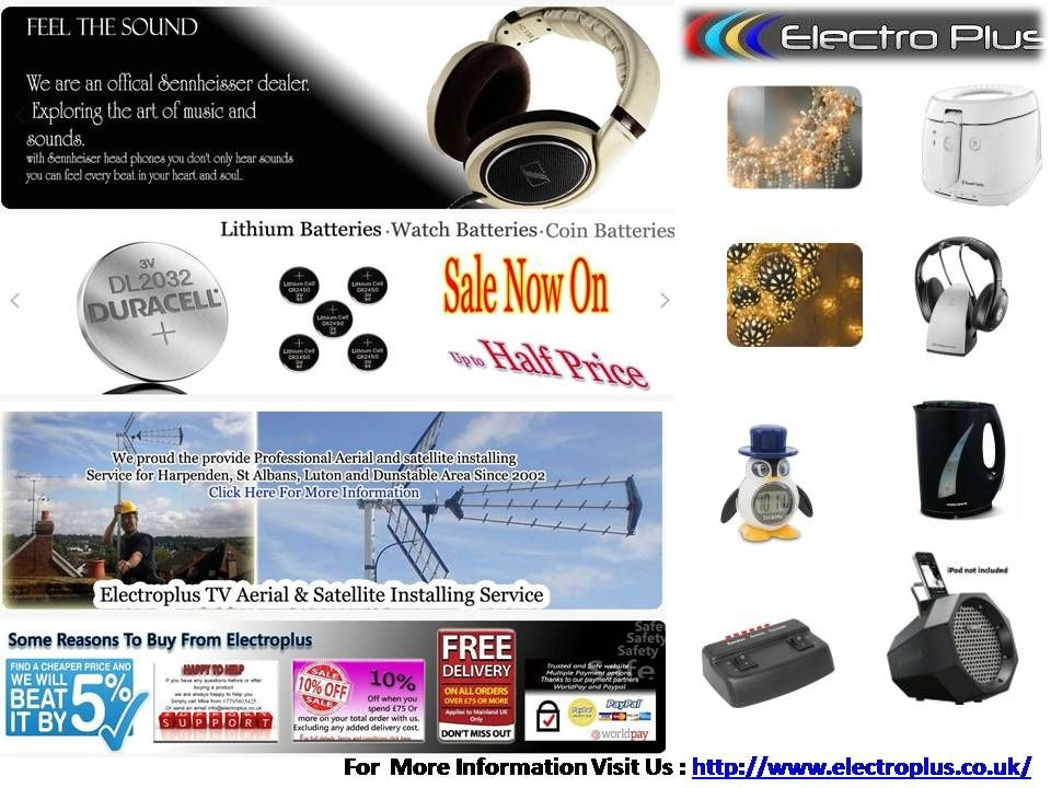 Electro plus leading electronic , electrical product and components ...