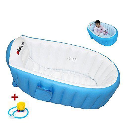 Baignoire Enfants Gonflable Pour Bebes Cuve Piscine Pour Ete Bain
