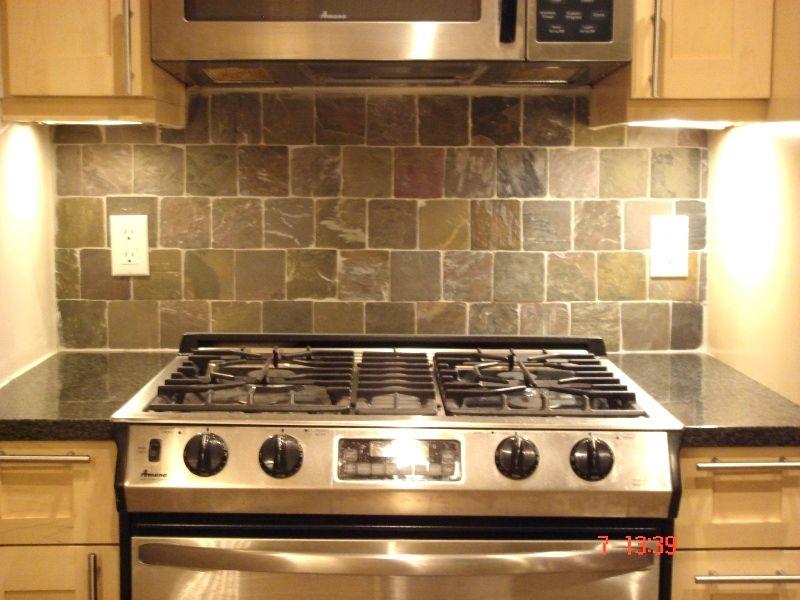 simple stone that never goes out of style backsplashes kitchen appliances backsplash kitchen. Black Bedroom Furniture Sets. Home Design Ideas