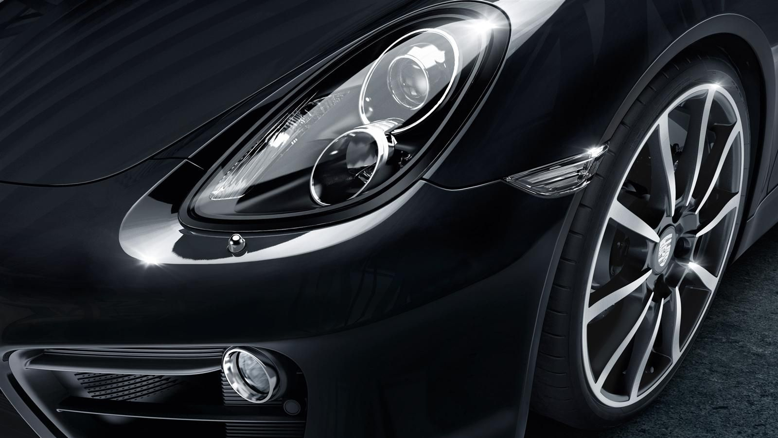 Série limitée Porsche Cayman Volkswagen phaeton, Porsche