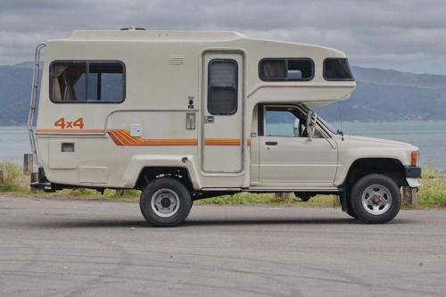 1000savagecomforts 4x4 Toyota Sunrader The Ultimate Campers