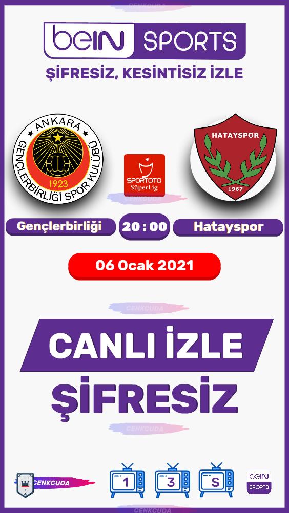 Lidyabet Giris 2021 Genclerbirligi Hatayspor S Sport Izle 2021 Izleme Mac