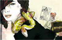 Misterioasă    www.divka.ro - Prima librărie online pentru femei