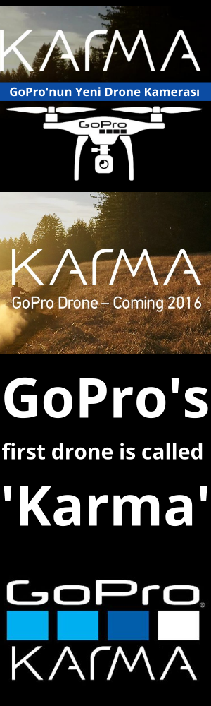 If life is a dream, then why not see it as one. GoPro Karma