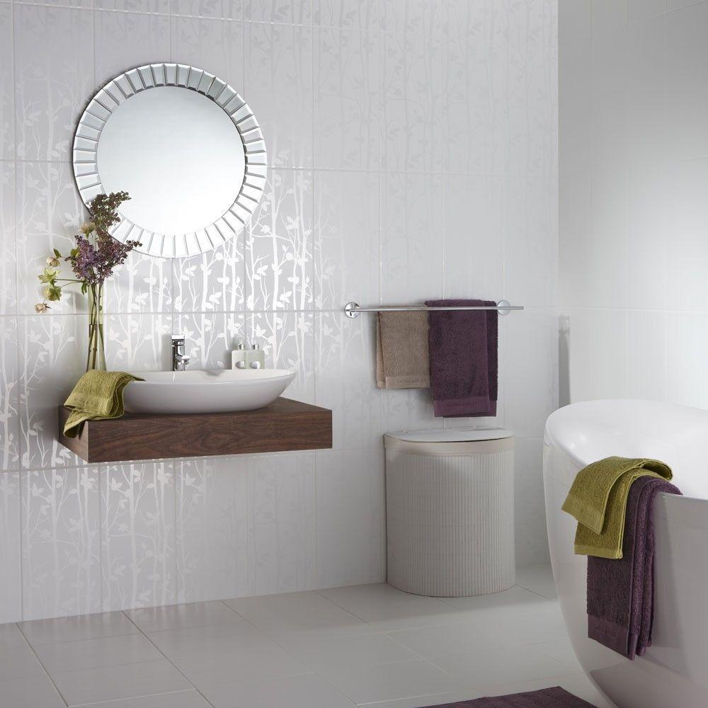 Cottonwood (Laura Ashley) Tiles | Trendy bathroom tiles ...