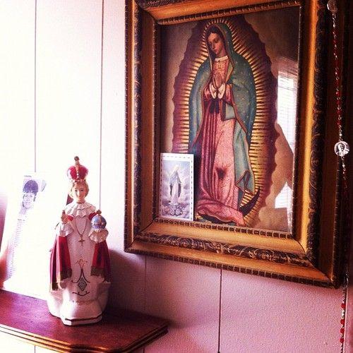 Catholic Wedding Altar Decorations: Catholic Home Altars