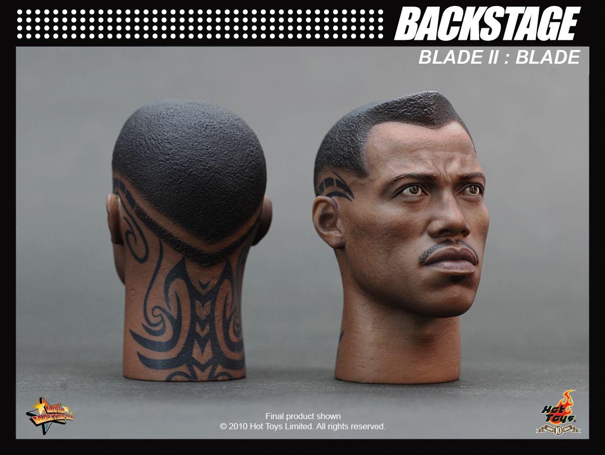 Blade Head Sculpt1264767020g 1197900 Blade Marvel