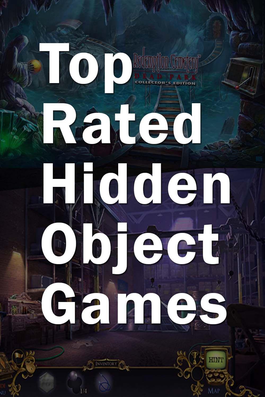 Hidden Object Game List 2 in 2020 Hidden object games