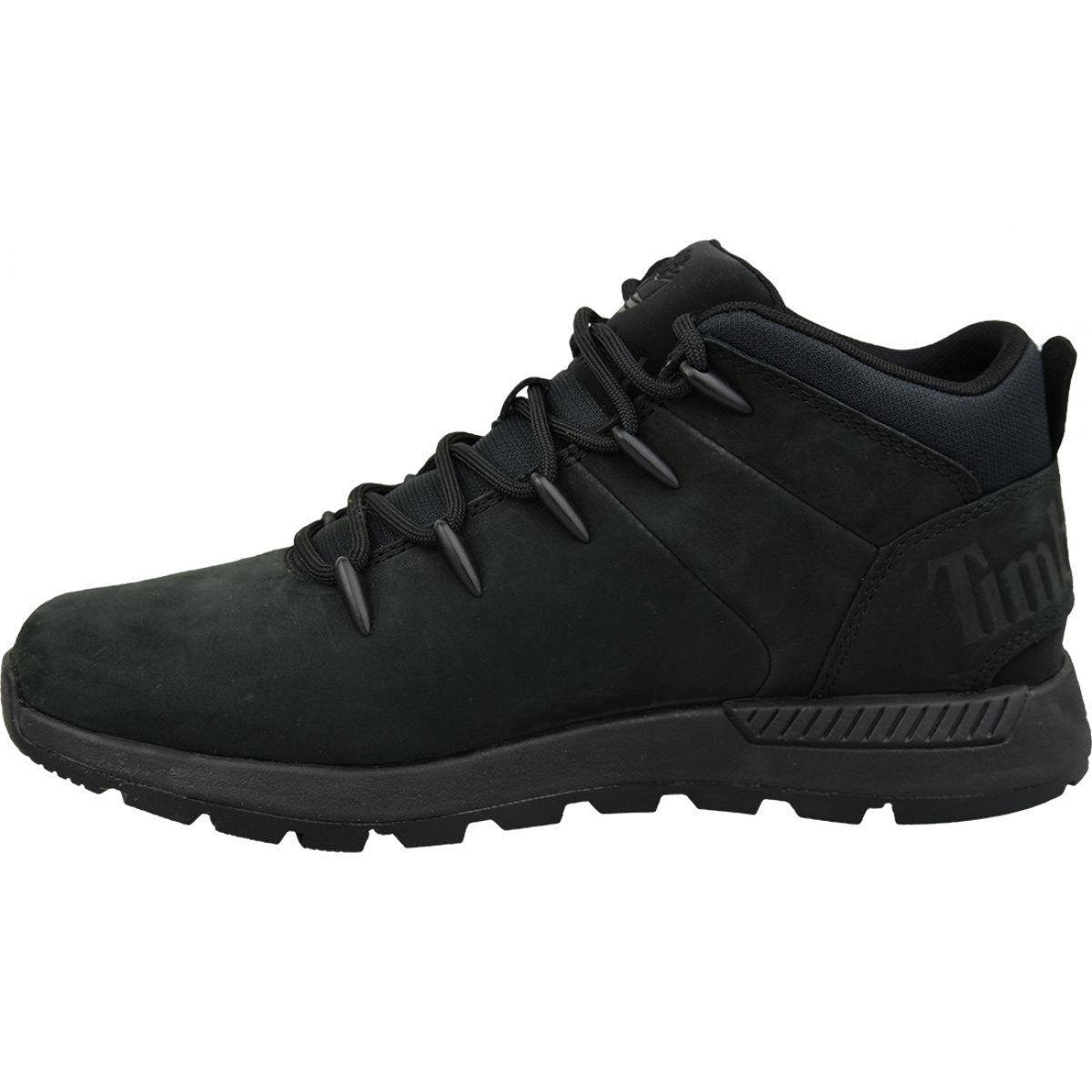 Timberland Euro Sprint Trekker M A1YN5 shoes black