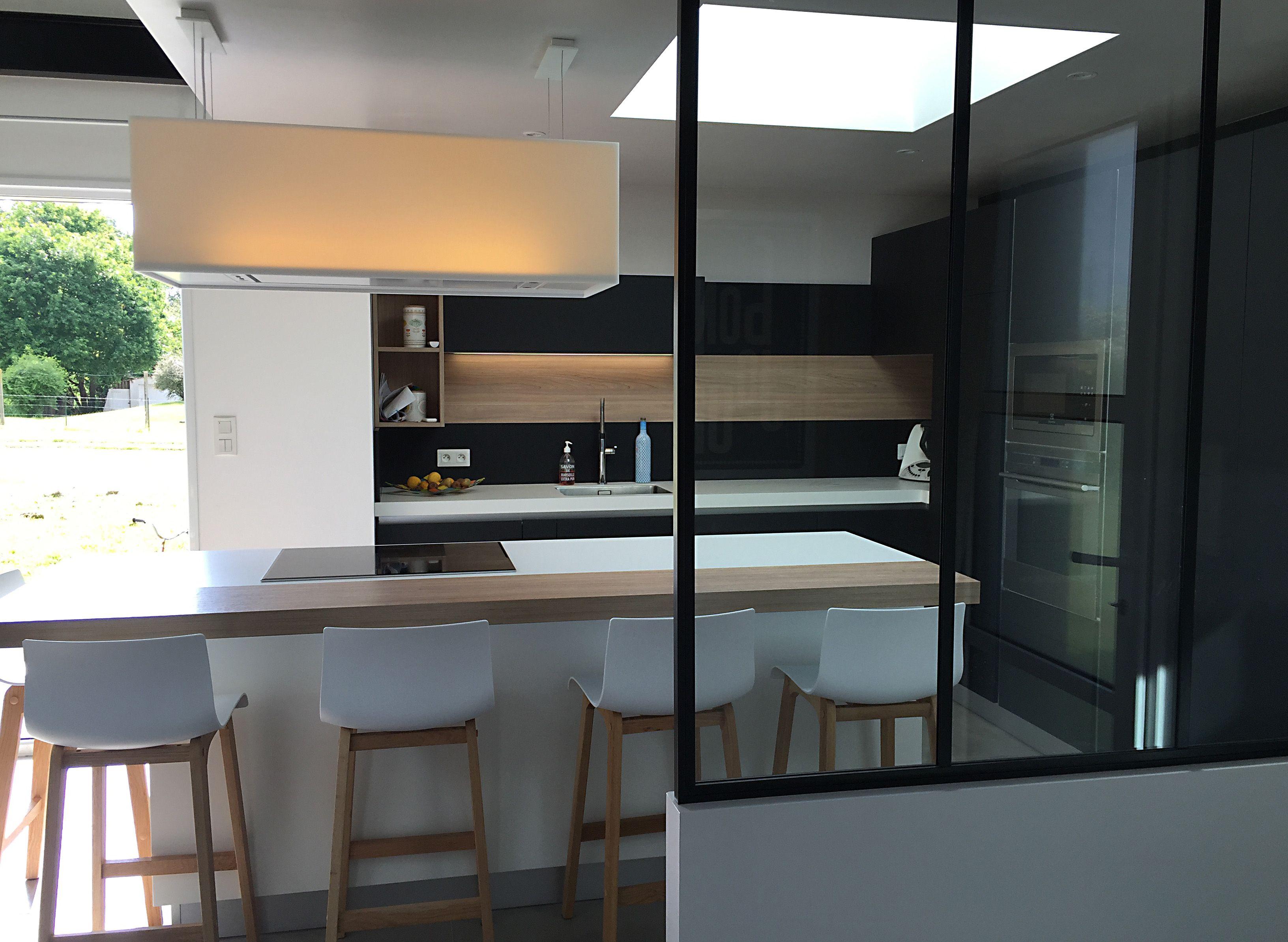 r sultat de recherche d 39 images pour credence pour cuisine noire cuisine pinterest. Black Bedroom Furniture Sets. Home Design Ideas